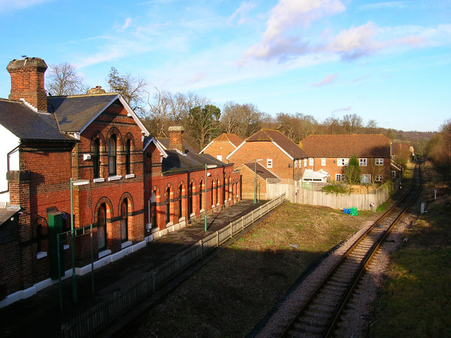 Former Groombridge Station