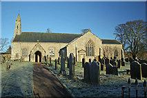 NY9393 : St Cuthbert's Church by Peter McDermott