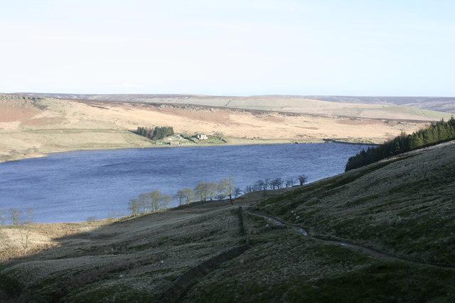 Widdop Reservoir