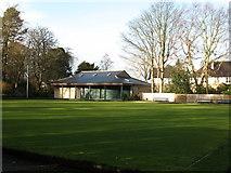 SE2955 : Harrogate Bowling Club by Gordon Hatton