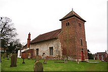 TA0015 : St.Andrew's church by Richard Croft