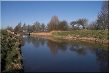 TL4097 : River Nene (old course) March, Cambridgeshire by dennis smith