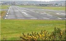 J4972 : Runway, Newtownards Airport (3) by Albert Bridge