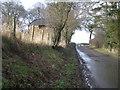 SJ3208 : Lane and Barn by Row17
