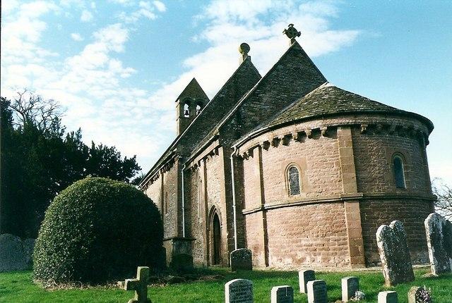 St.Mary & St.David's church