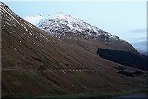NN2505 : The Cobbler (Ben Arthur) by Steve Partridge