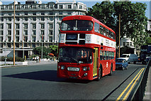 TQ2780 : Sightseeing at Marble Arch by Martin Addison