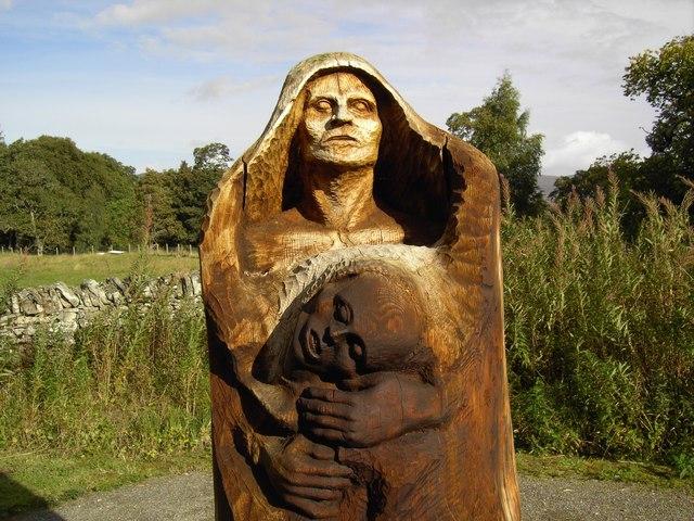 Frank Bruce Sculpture 1.