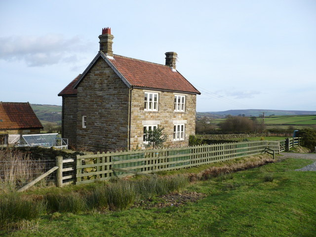 Unnamed house near Glaisdale Moor