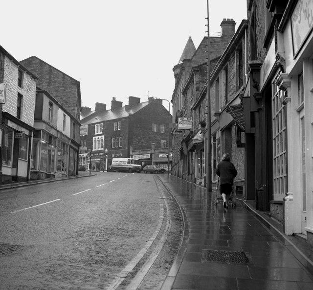 Burnley Road, Padiham, Lancashire