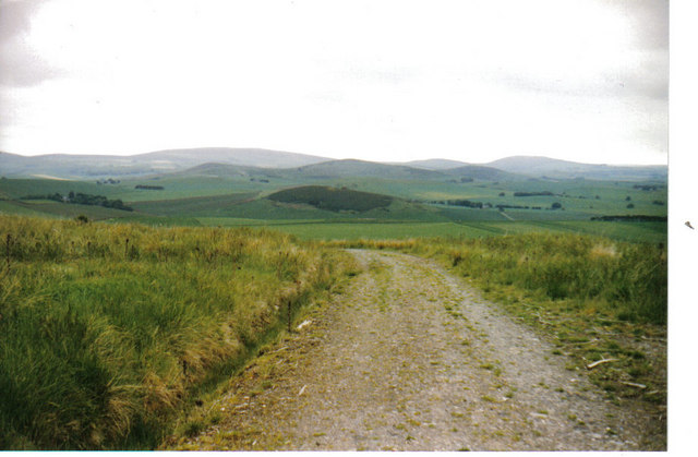 Knock Saul, Aberdeenshire