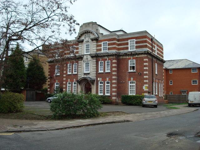 Former Maternity Hospital, Weir Road London SW12