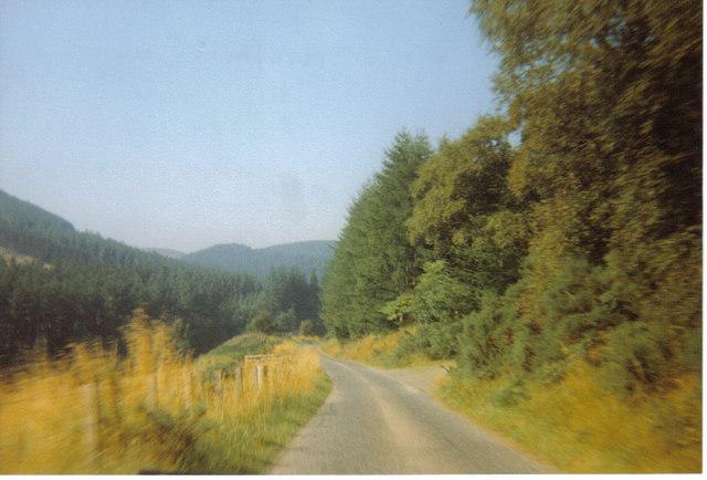 Road to Finglenny