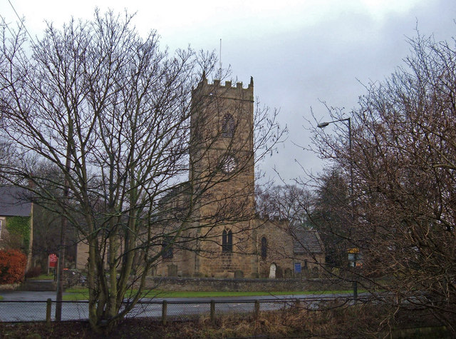 All Saints Parish Church, Lanchester