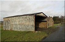 NY5676 : Farm Buildings by Peter McDermott