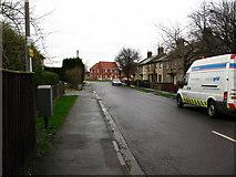 TL4097 : Peas Hill Road, Leading to Elliott Road by dennis smith