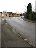 TL4097 : Elliott Road by dennis smith