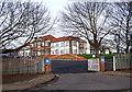 TQ7061 : Holmesdale Technology College, Snodland by Richard Dorrell