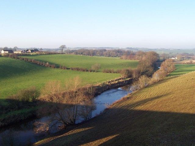 River Garnock, Kilwinning