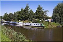 TL4097 : River Nene (old course) at March by dennis smith