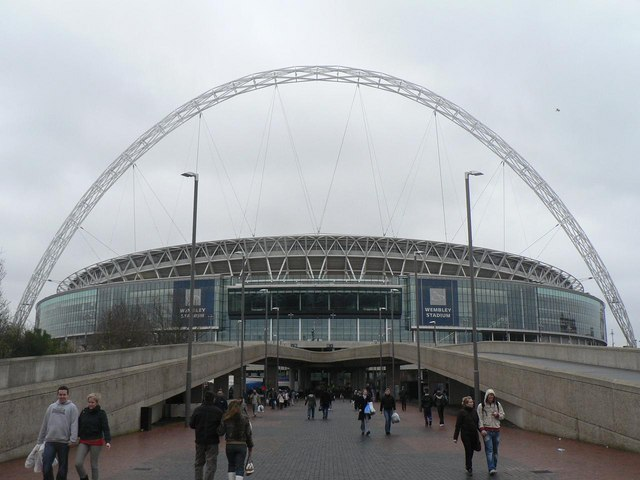Wembley: Wembley Stadium