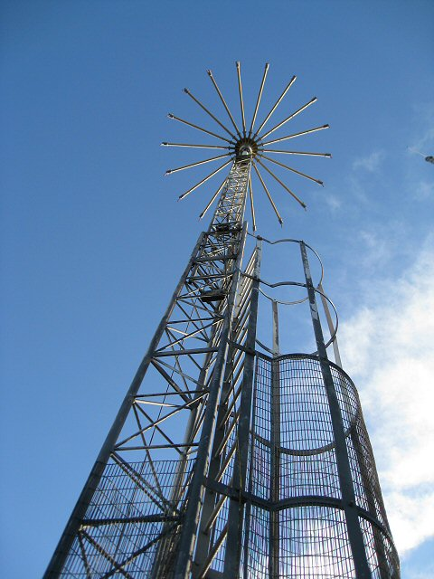 Radio Mast, Coastguard Station
