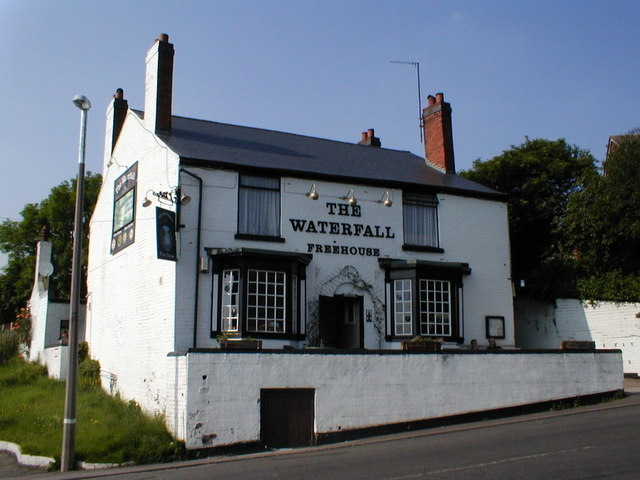 'The Waterfall' Public House