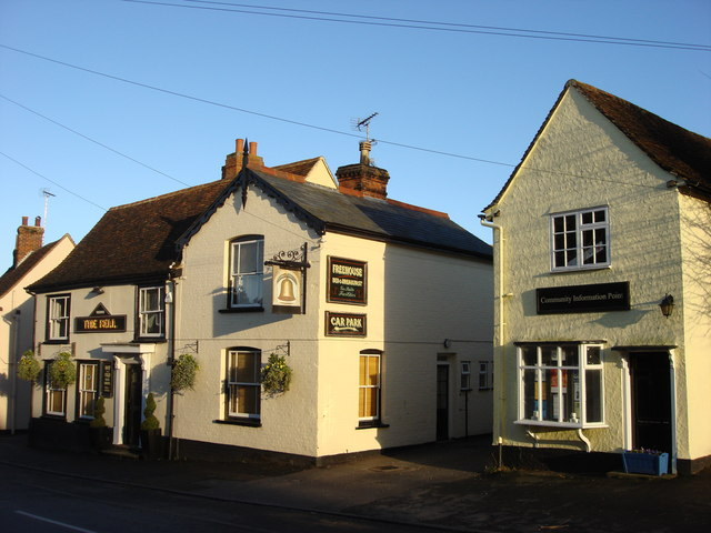 The Bell, Great Bardfield
