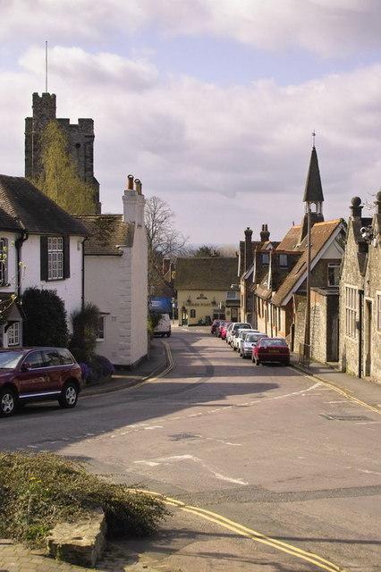 Wrotham Village View
