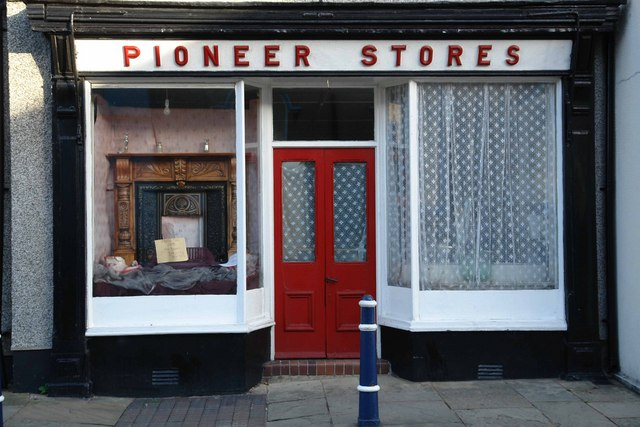 Pioneer Stores