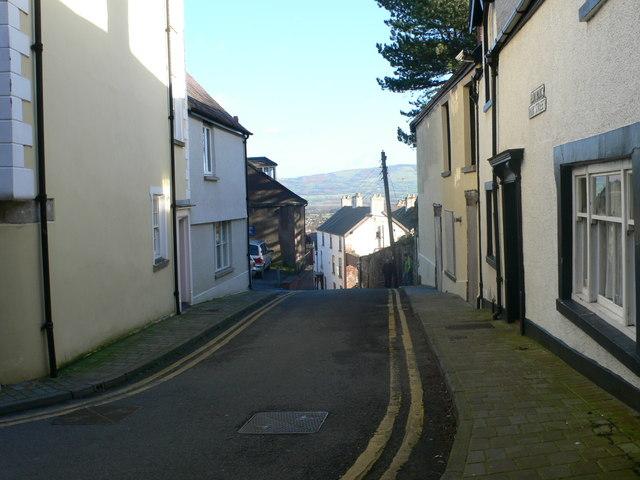 Park Street, Denbigh