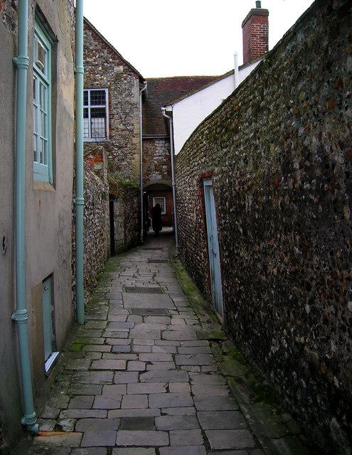 Path to Vicars Close
