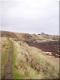 NO5000 : Fife coastal path by A A Lang