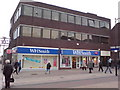 TQ7768 : Gillingham Post Office, WH Smith by Danny P Robinson