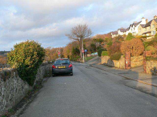 Siliwen Road, Bangor
