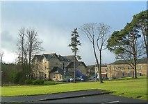 NS3618 : Ailsa Hospital by Mary and Angus Hogg