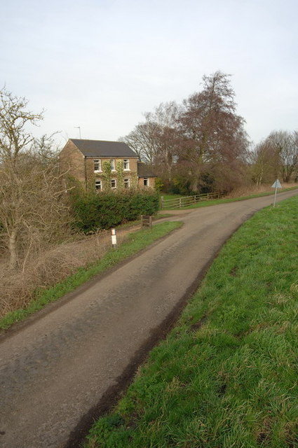 Cottage Near the Old Bedford River
