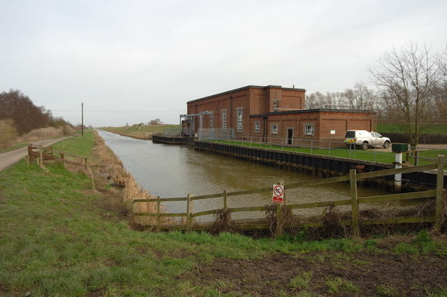 Welches Dam Pumping Station