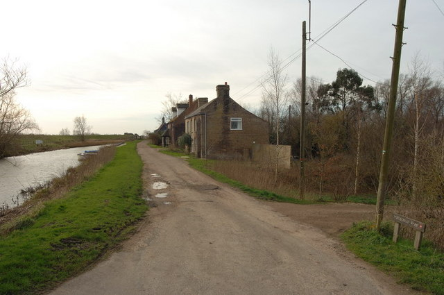 Cottages Near the Old Bedford River