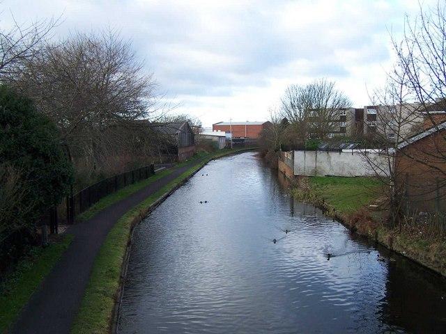 Wyrley And Essington Canal, Wednesfield