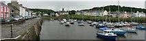 SN4562 : Aberaeron Harbour by Stephen Elwyn RODDICK
