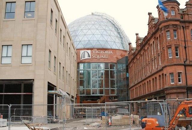 Belfast's new dome (6)