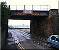 J3979 : Railway Bridge, Holywood by Rossographer