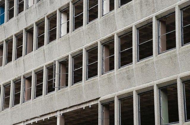 Former social security office, Belfast (January 2008)
