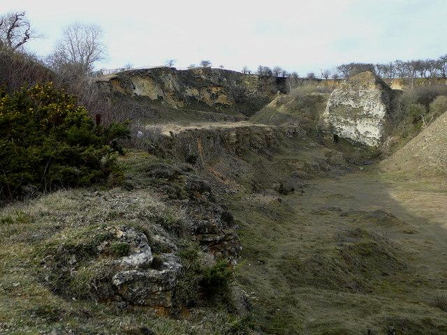 Bishop Middleham Quarry (disused)