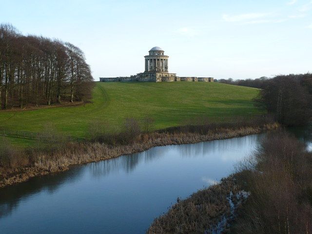 The Mausoleum at Castle Howard