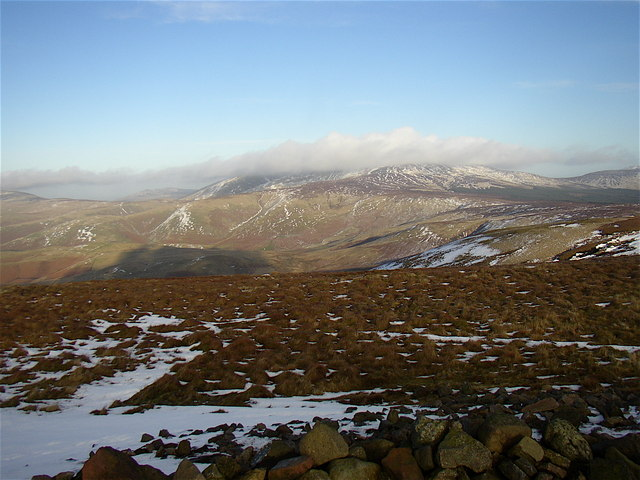 Summit of Windy Gyle