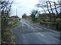 SD6931 : Entering Blackburn (Parsonage Road) by Alexander P Kapp