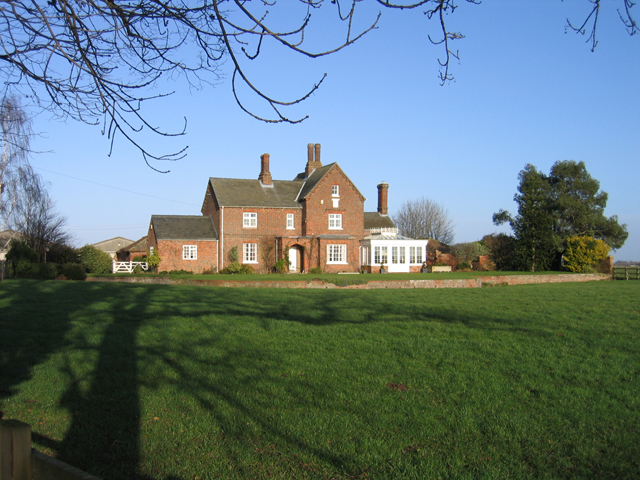 Red House Farm, Wykes Road, Donington, Lincs