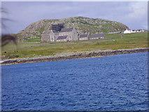 NM2824 : Iona Abbey by James Denham